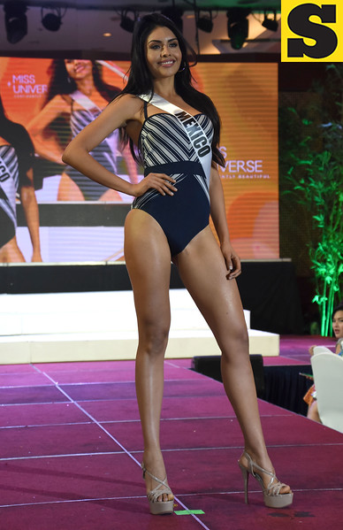Miss Universe Mexico 2016 Kristal Silva
