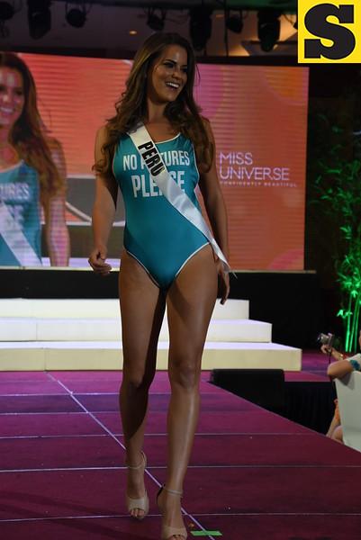 Miss Universe Peru 2016 Valeria Piazza