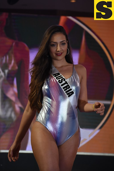 Miss Universe 2016 Austria Dajana Dzinic
