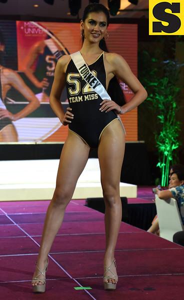 Miss Universe Turkey 2016 Tansu Sila Çakir