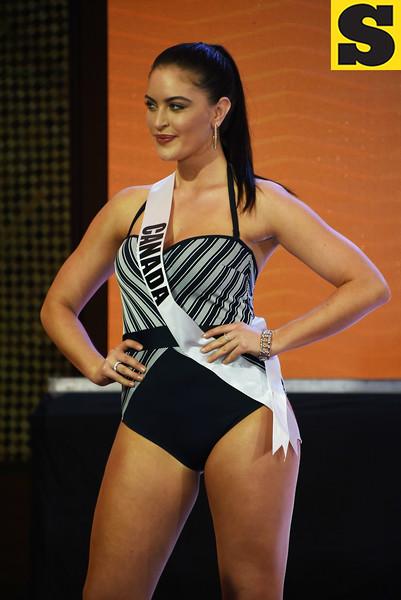 Miss Universe Canada 2016 Siera Bearchell