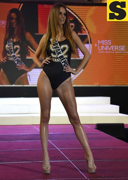 Miss Universe Slovak Republic 2016 Zuzana Kollárová