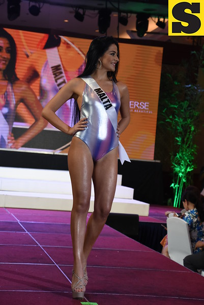 Miss Universe Malta 2016 Martha Fenech