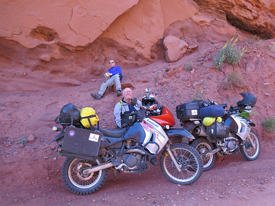 Monticello to Green River, UT May 27, 2014