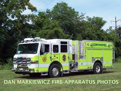 CONTINNENTAL FIRE CO. DANVILLE