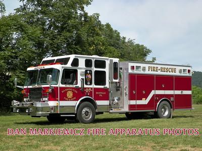 WASHINGTON FIRE & HOSE CO. DANVILLE