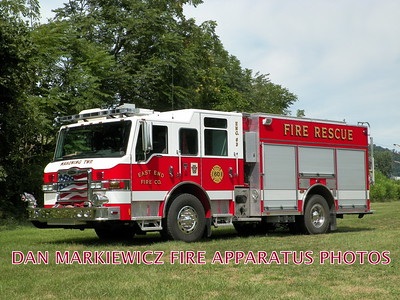 EAST END FIRE CO MAHONING TWP.