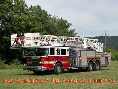 FRIENDSHIP FIRE CO. DANVILLE