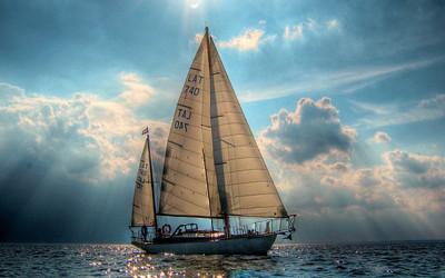 Sailboat L  A T 740