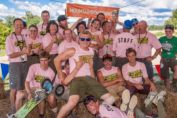 Mountainboarding, 2013 BSA Nat'l Jamboree