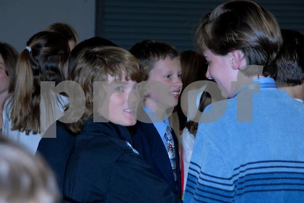 Mr. Benjamen - 6th grade