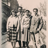 1958, last year of college