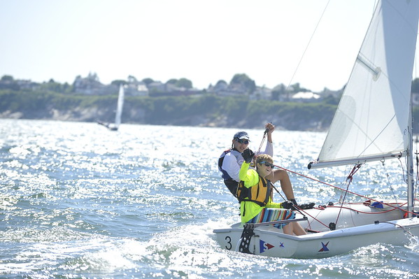 NBYC Youth Regatta 2015 Day1