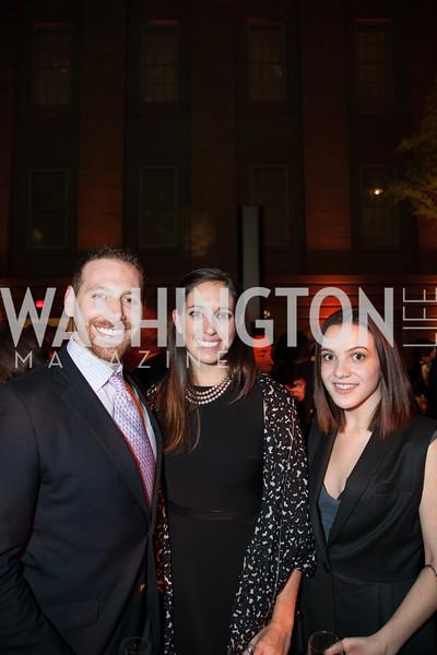 Ben Berkowitz, Lindsey Sedlack, Madeline Ehrlich