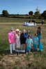 Stewart F. Lane, Bonnie Comley, James Comley, Virginia Comley, Frankie Lane, Lennie Lane, Leah Lane