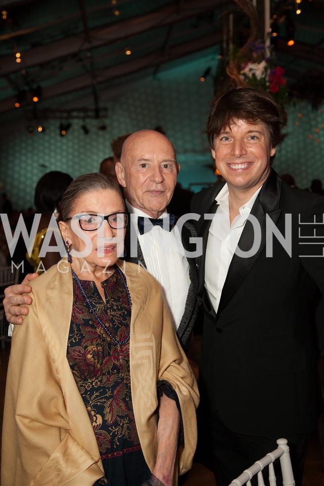 Ruth Bader Ginsburg, Christoph Eschenbach, Joshua Bell