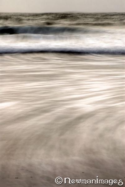 Gentle Waves in Bandon