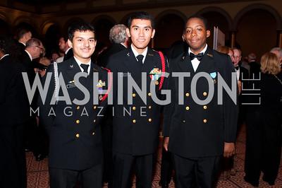 Miguel Sanchez, Zelaya Blanco, Andrew Tetteh