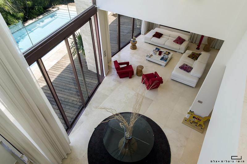 צילום בית בהרצליה עבור חברת נאות שירן
