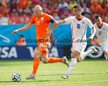 Arjen Robben, Felipe Gutierrez