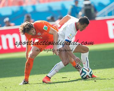 Daley Blind, Alexis Sanchez