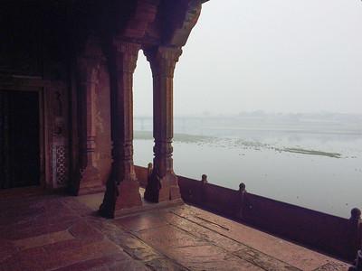 1. New Delhi and Agra