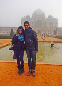 Smirity and Jasdeep