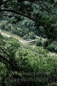 Fayette Station Bridge New River Gorge, Fayette West Virginia