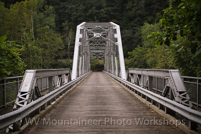 Fayette Station Bridge New River Gorge, Fayette West Virginia
