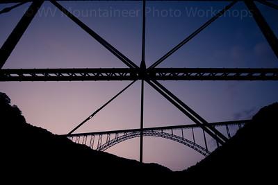New River Gorge Bridge, Fayetteville West Virginia