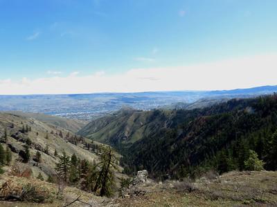 No.2 Canyon Trailwork April 2013