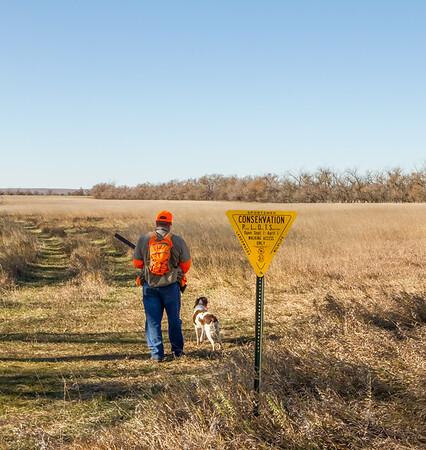 Pheasant North Dakota 2013 PLOTS Cover Guide Contest