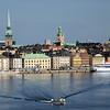 Arrival at Stockholm II