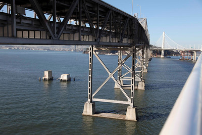 2013 Original 1937 Oakland - San Francisco Bay Bridge 001