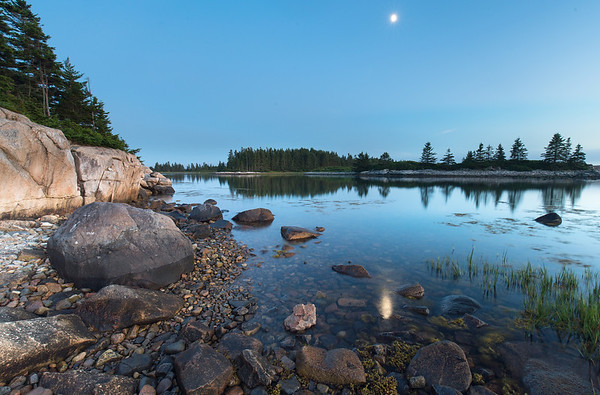 Blue Hour at Schoodic