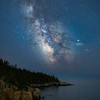 Acadia Milky Way