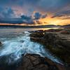 Clearing Storm at Acadia