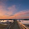 Castine Harbor Pano