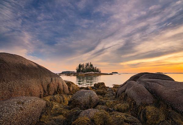 Low Tide, Stonington Maine