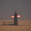 Sunrise at Ram Island