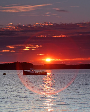 Work Boat Flare