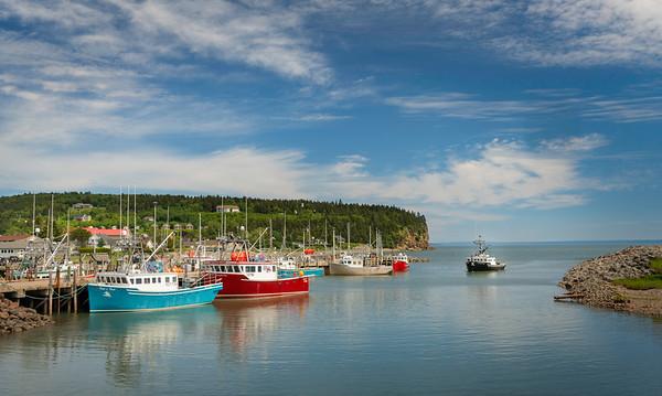Alma Harbor