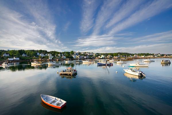 Stonington, Maine, July 2020