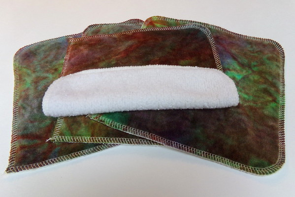 """8x8 """"ultimate luxury"""" Cloths- Set of FOUR"""