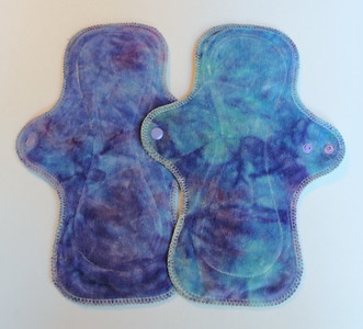 """TWO 10inch UltiMini Pads - """"pastels"""""""