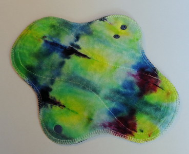 ONE Regular Flow Wrap Wing Pad - dyed by Triplett Tie Dyes