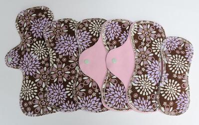 """Teen Starter Package - cotton flannel - """"garden"""""""