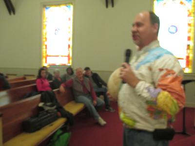 One Heart Church Impact Norcross 11.1.14 LC, MM, TC, Cor, FW, VN, ST, SW, FV, HR