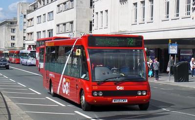 223 - WK59CWY - Plymouth (Royal Parade)