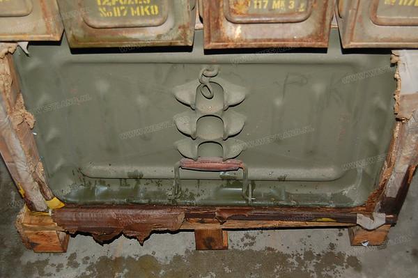 WW2 81mm Base plate